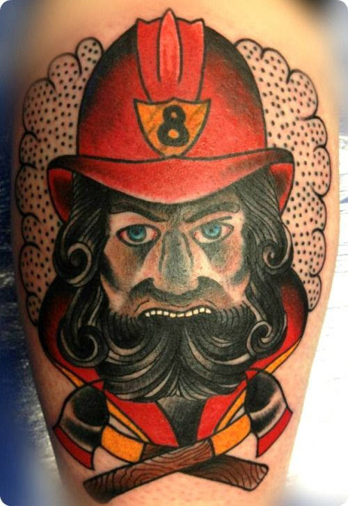 Flame and Fire Tattoo Meanings, Designs, and Ideas