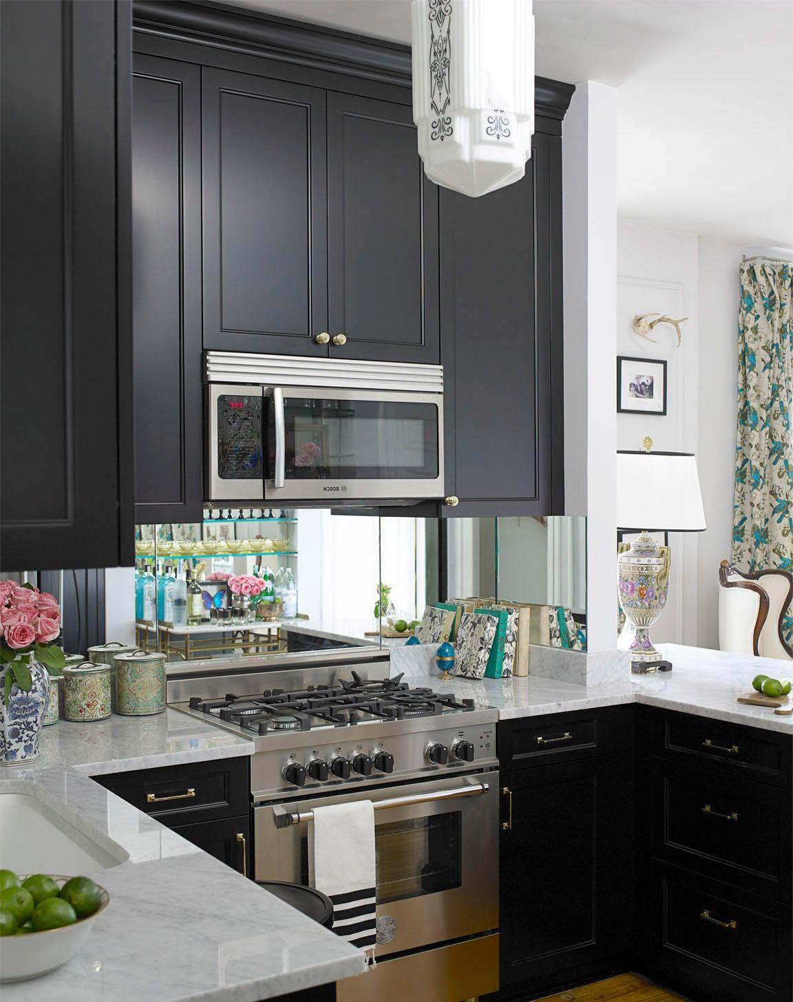 Zu Machen, wie die Küche Sieht Atemberaubend, mit Kleiner Küche Design Bilder mit Bildern ...