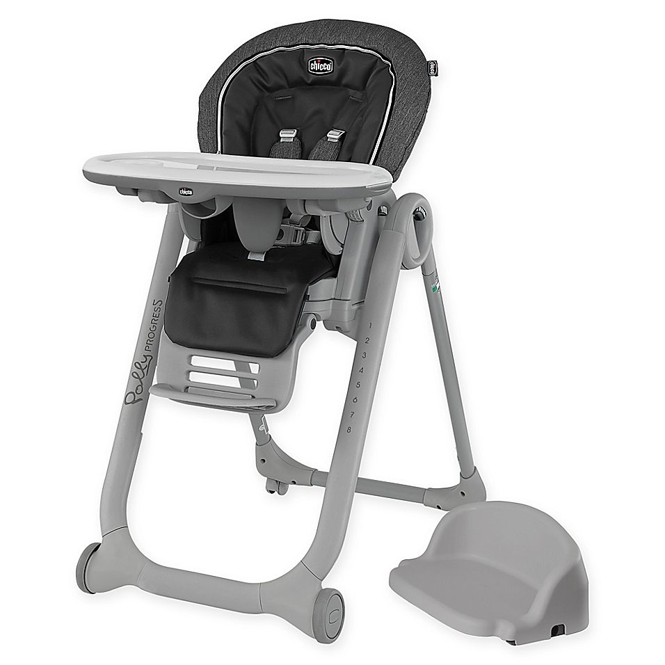 Chicco Polly Progress 5 In 1 Multi Chair High Chair