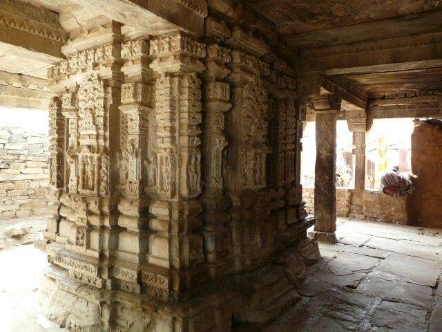 Temples in Morena District, near Gwalior, Part 2   Aiti village