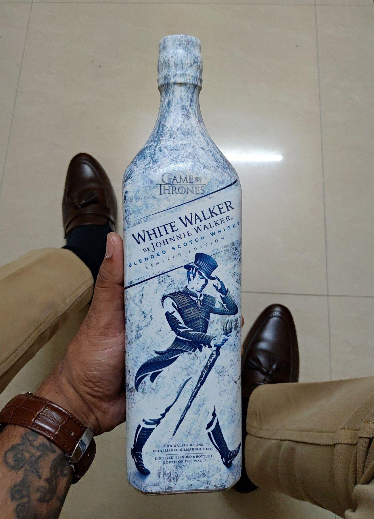 White Walker White Walker Johnnie Walker Walker