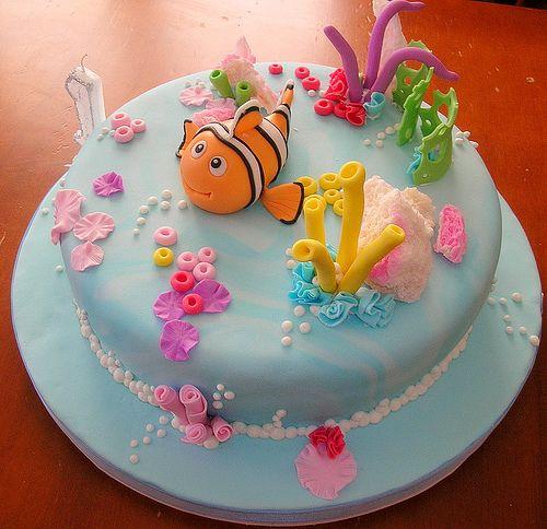 "Torta ""Nemo"" Jeronimo 1 año | Flickr - Fotosharing!"