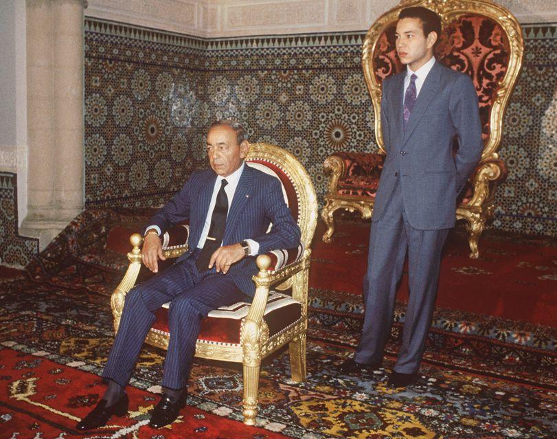 Resultado de imagen para Fotos de Hasán II de Marruecos