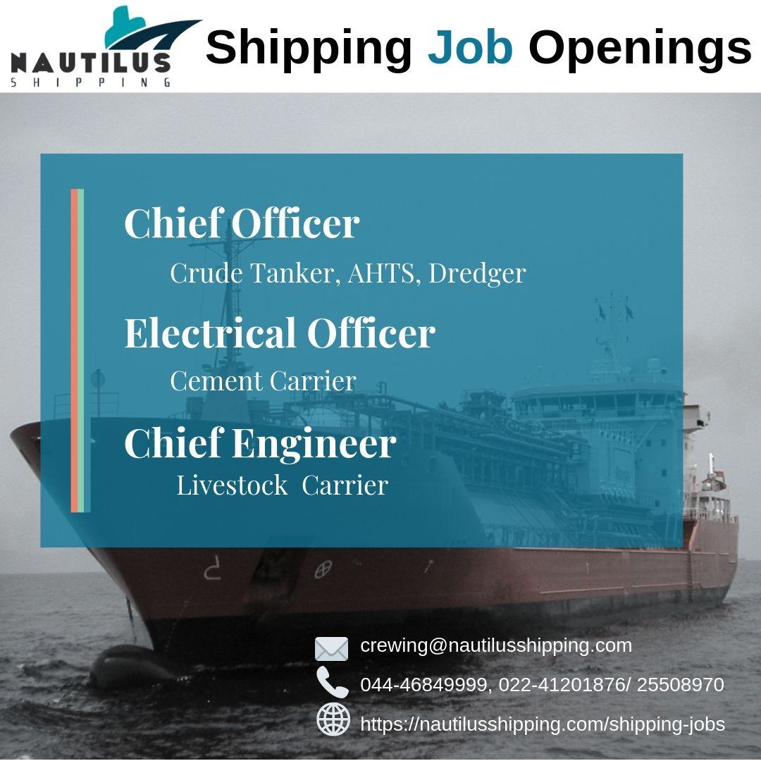 Nautilus Shipping India (Nautilus_Shipping_India) on Pinterest