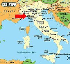 Genoa Italy Genoa Italy VIVA ITALIANO Pinterest Genoa - Italy map genoa