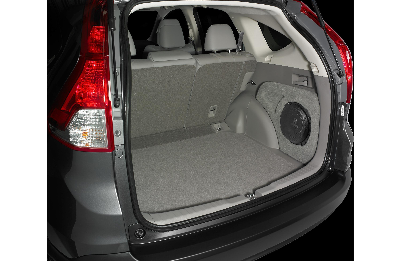 Jl Audio Stealthbox Crystal Black Pearl Custom Fit Fiberglass Enclosure With 10tw3 D4 Subwoofer Fits 2012 Up Honda Crvs At Crutchfield Car Audio Honda Crv Audio