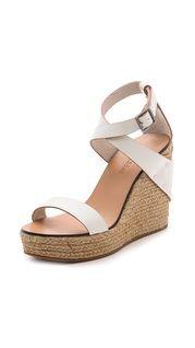 Kat Maconie London Ruth Double Ankle Strap Sandals | SHOPBOP
