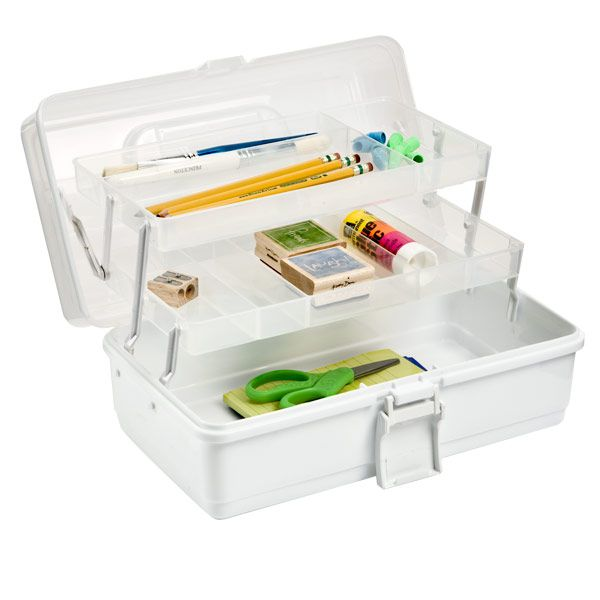 Iris Small Hobby Case Storage Container Store Hobby Electronics Store Craft Storage Drawers