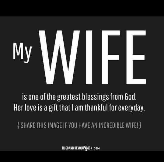 My big wife