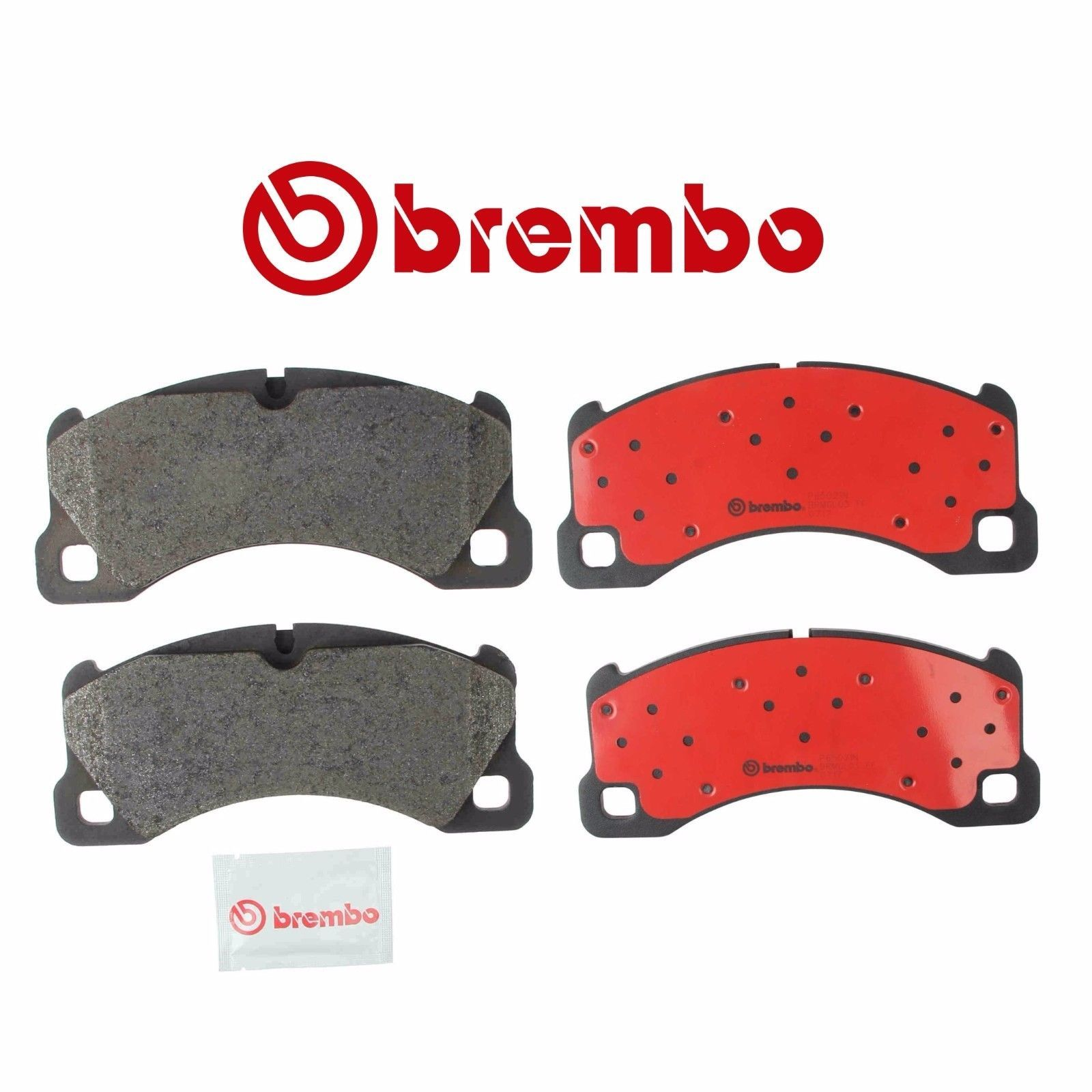 Rear Ceramic Brake Pads For 2011-2017 Porsche Cayenne 2011-2017 VW Touareg