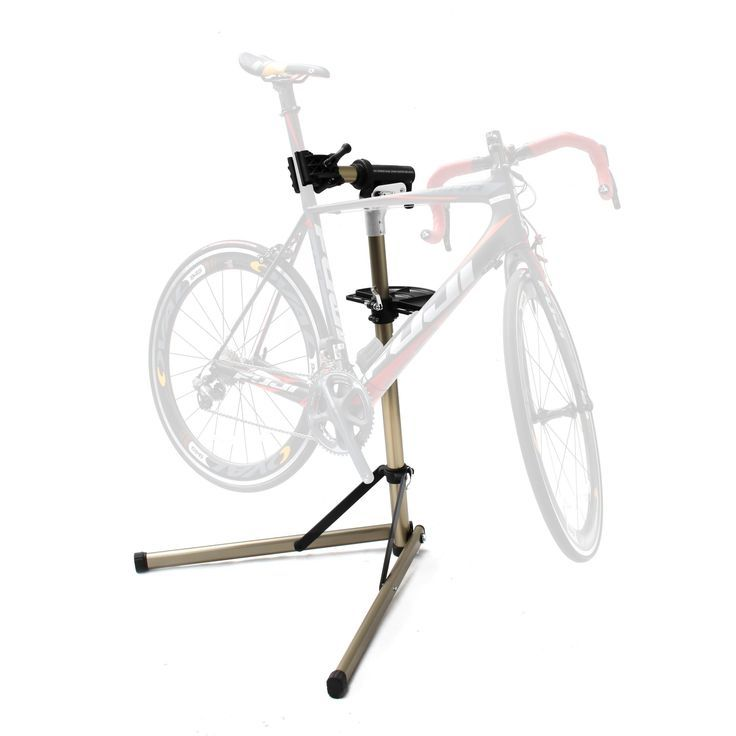 Aluminum Cycle Pro Mechanic Bicycle Repair Stand Rack Bike With