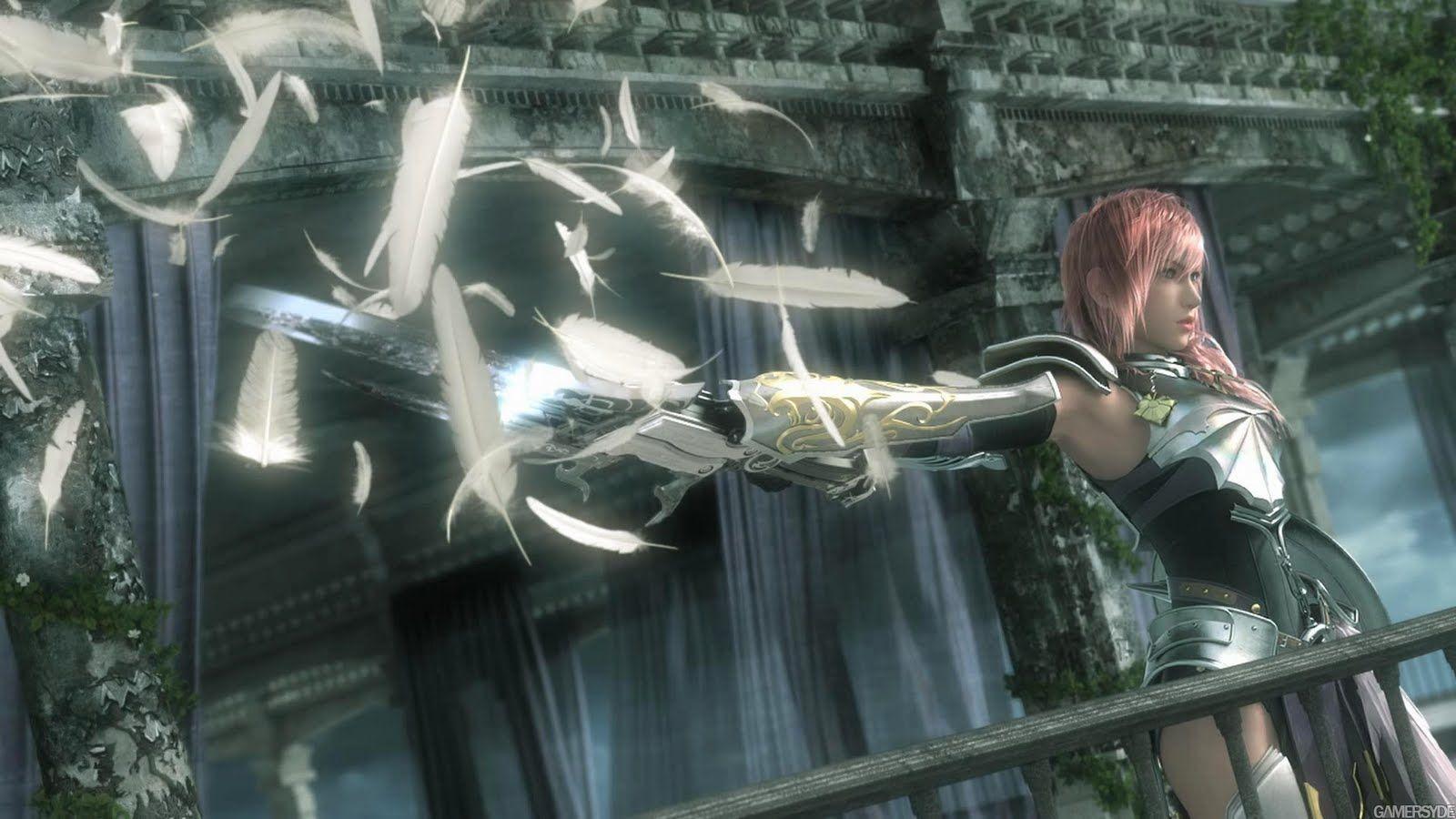 Final Fantasy Xiii 2 Lightning Lightning Final Fantasy Final