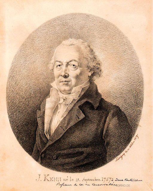 Der Hornist Joseph Kenn