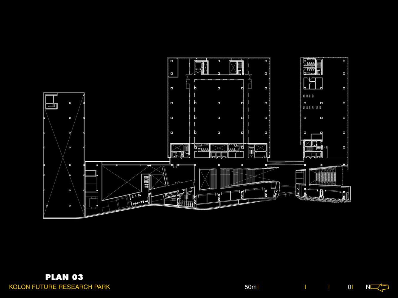 Gallery of Morphosis Employs Fiber-Reinforced Facade for Kolon Headquarters in Seoul - 28