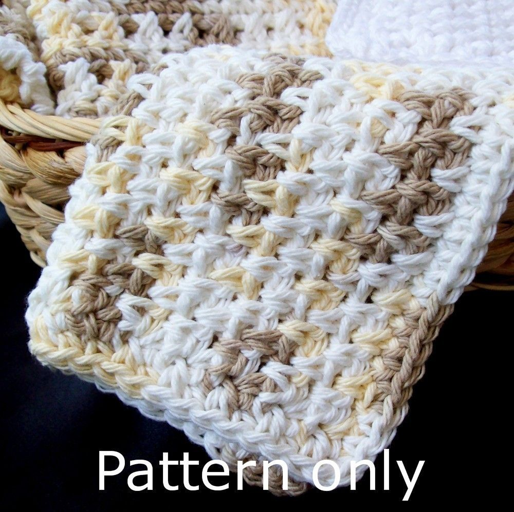 Easy free baby blanket crochet patterns for beginners and experts ...