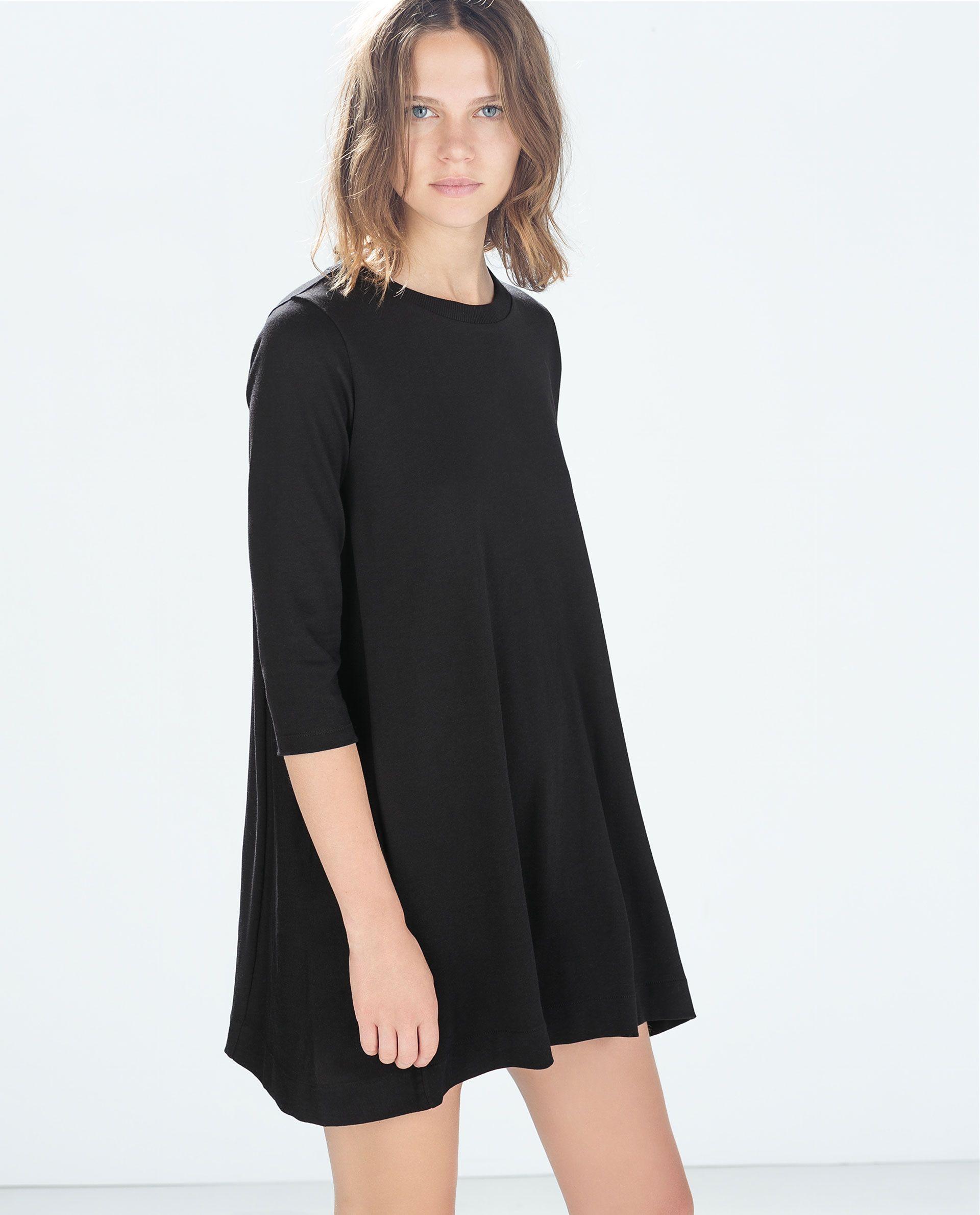 Zara vestidos mujer trf
