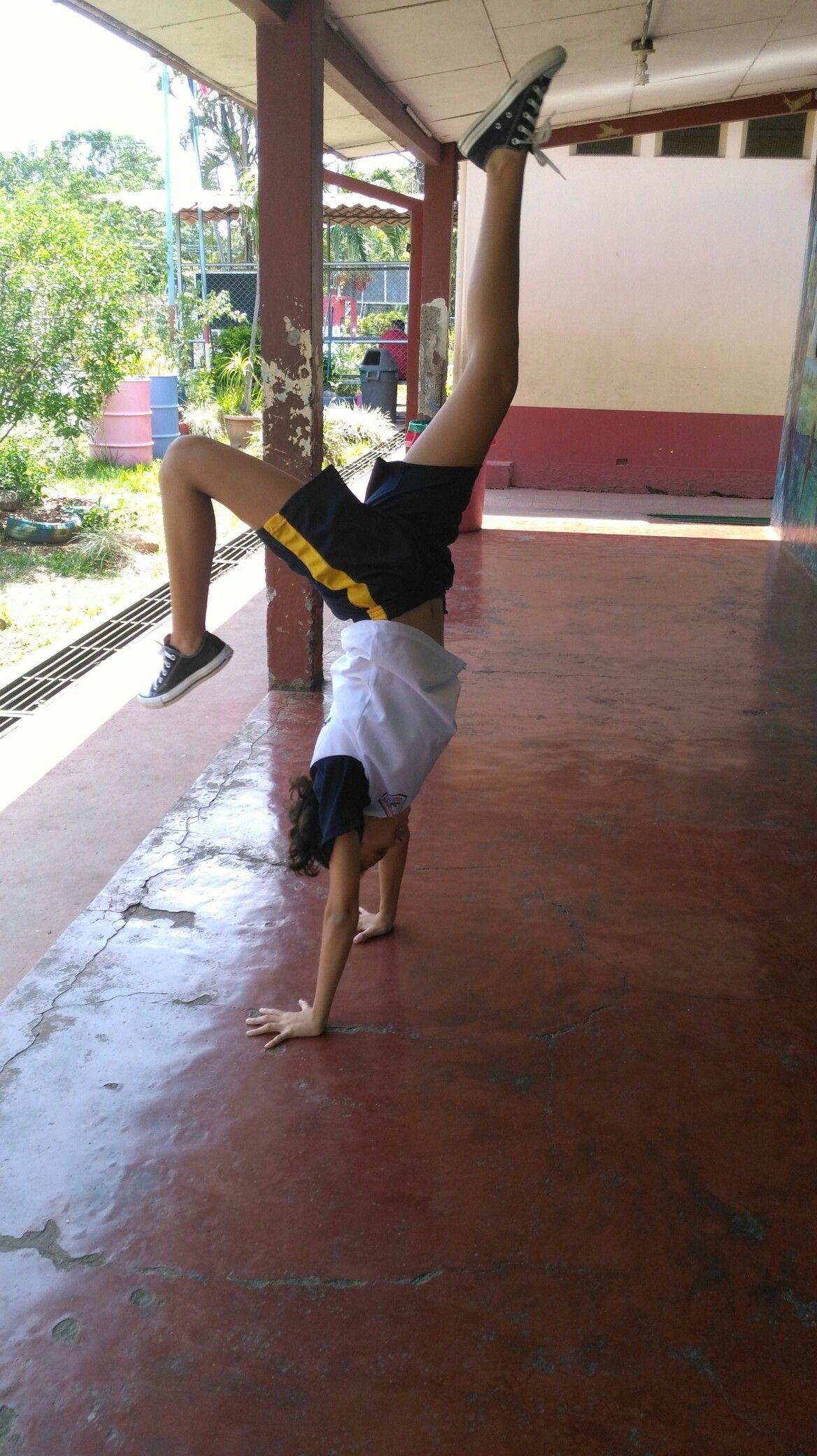 La gimnasia es mi pasión