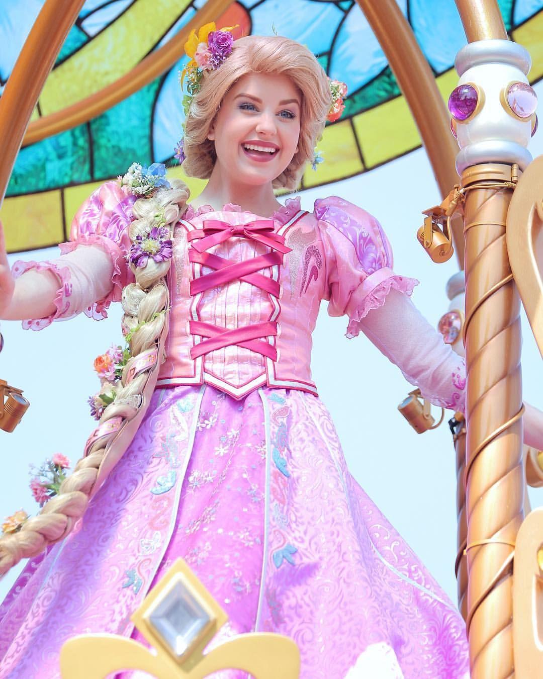Dorable Vestido De Novia De Disney Rapunzel Colección de Imágenes ...