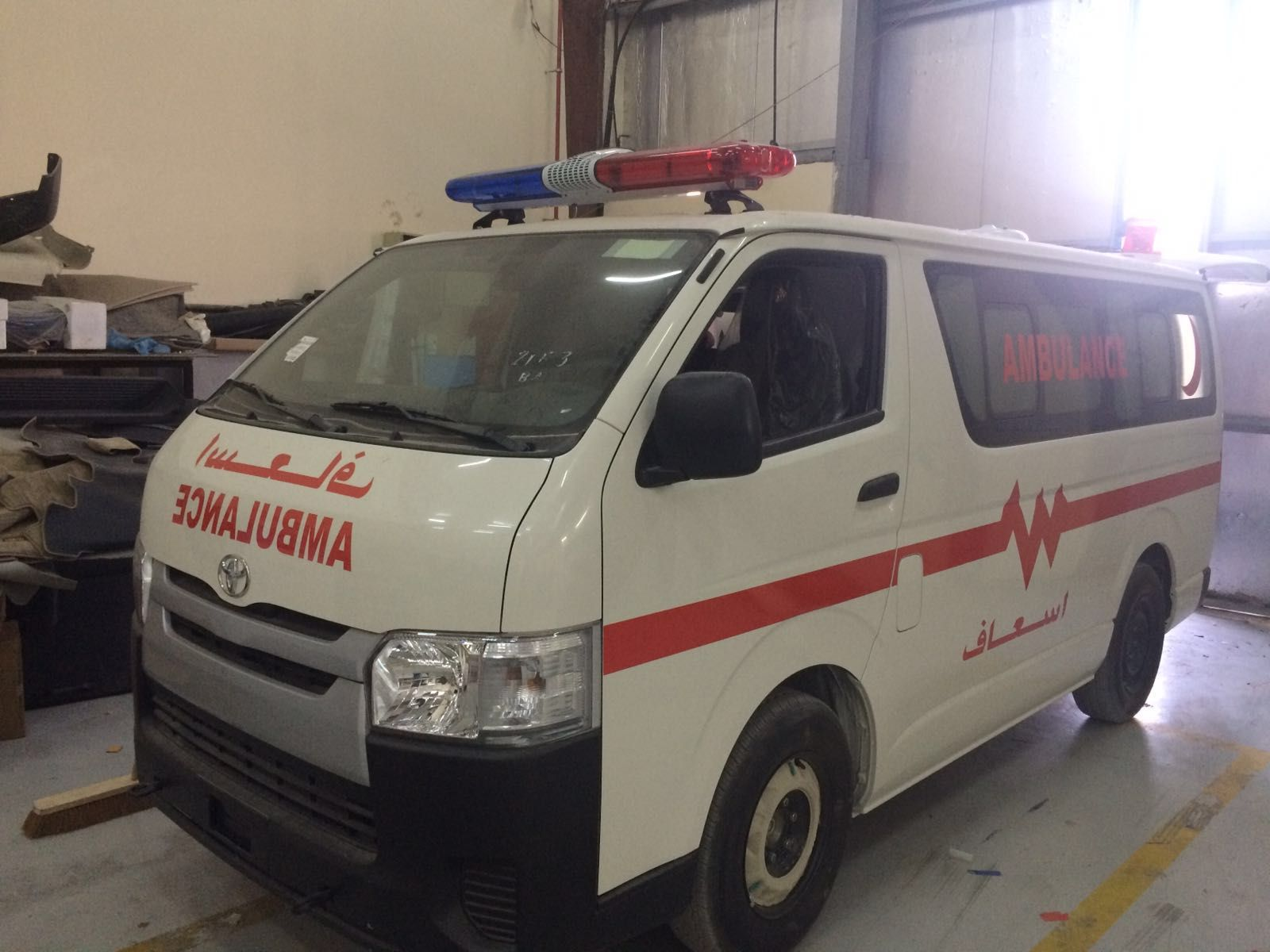 Toyota Hiace Standard Roof Ambulance Standard Vehicle Specifications Engine Diesel 2 5 Litre 4 Cylinder 70l Fuel Tank Toyota Hiace Ambulance Toyota