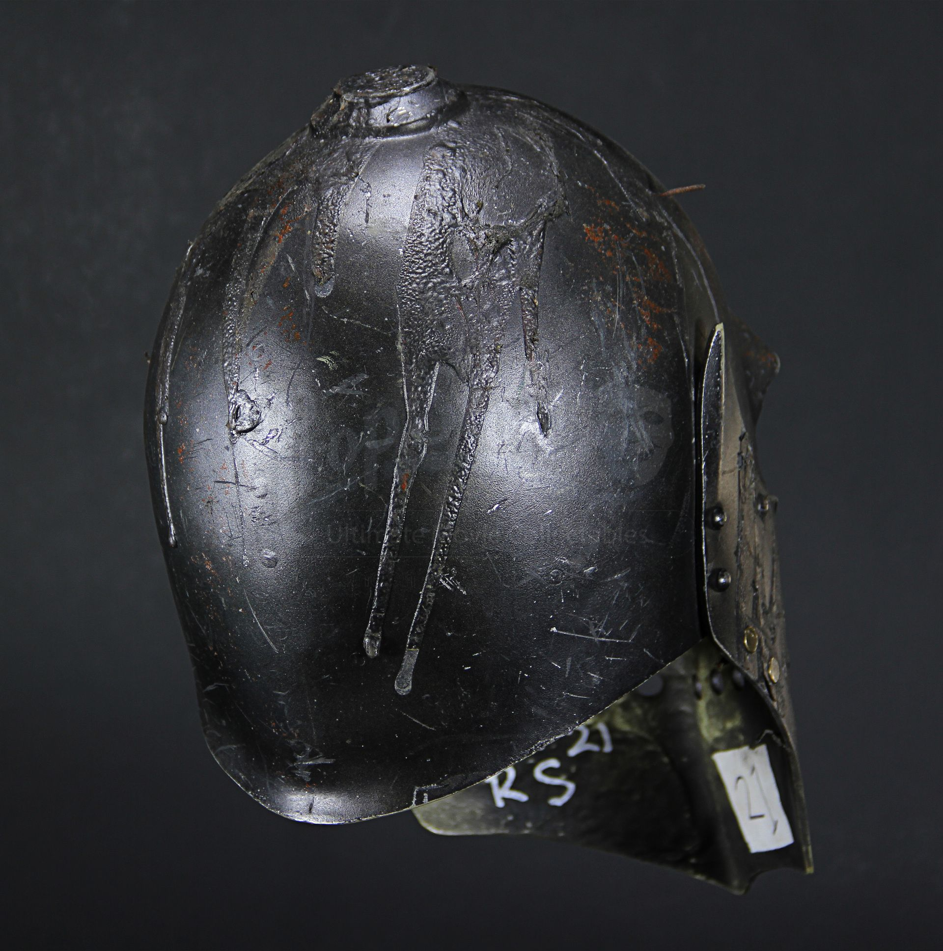 Marauder Helmet | Prop Store - Ultimate Movie Collectables