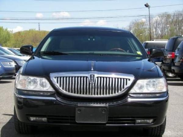 Limousine 07 Lincoln Town Car L Livery Package Uber Lift