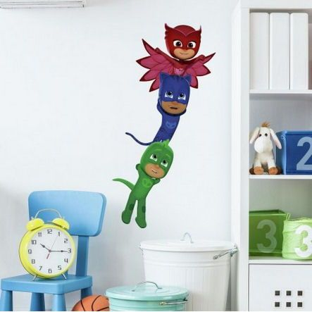 peel and stick wall decal - no damage to the wall - check out our