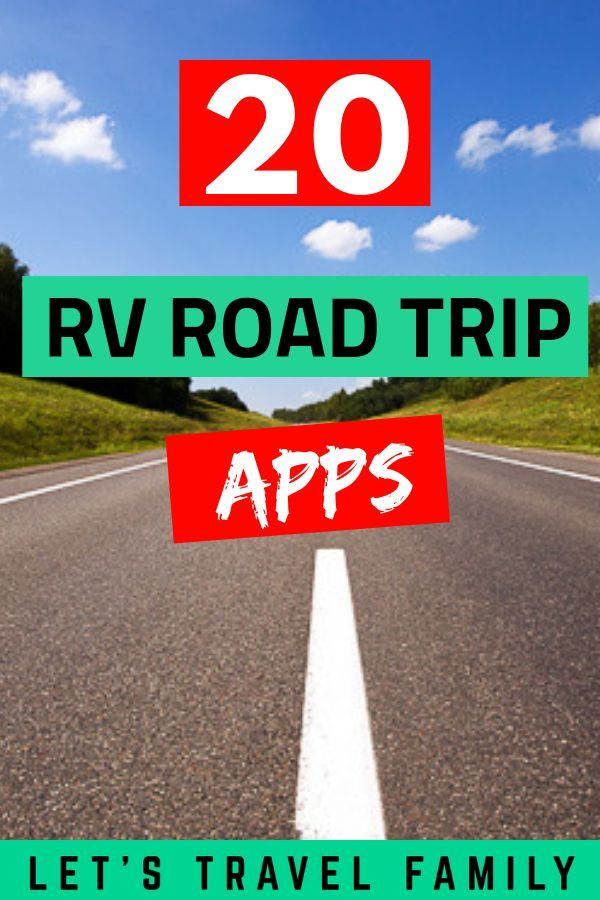20 Remarkable Rv Trip Planner Apps And Tools Travel