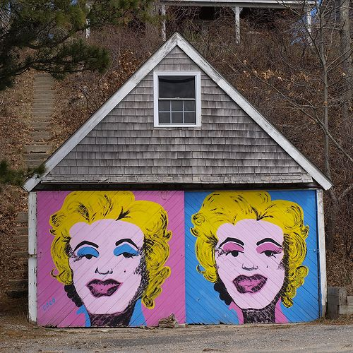 On A House In Provincetown.