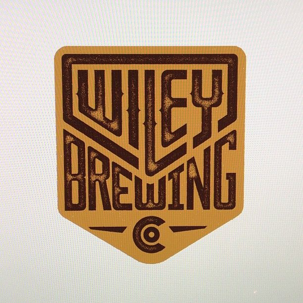 wiley brew co logotype / evanhuwa / repinned on toby designs ...