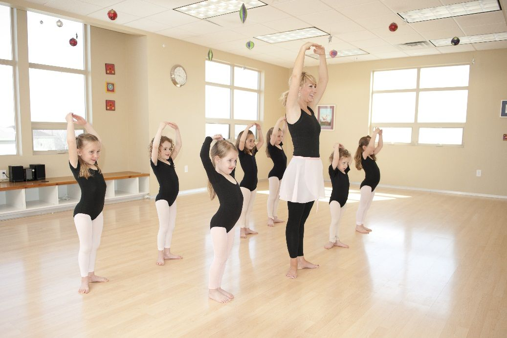 dance schools in dubai
