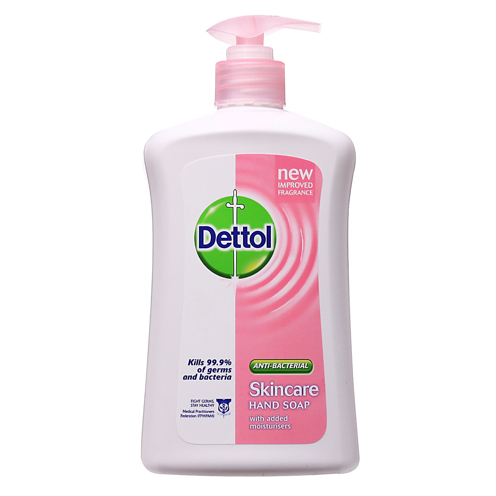 Dettol Skincare Anti Bacterial Hand Soap Redmart Skin Care