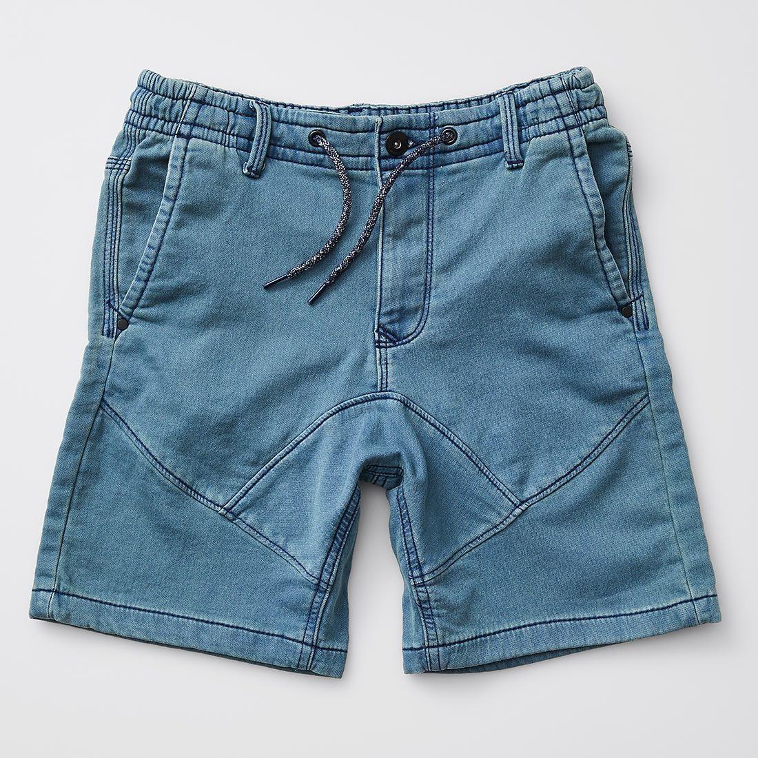 b5d71bc3afb09 Boy Shorts, Jean Shorts, Short Jeans, Teen Boys, Stretch Fabric, Elastic