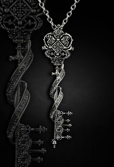 The key ...