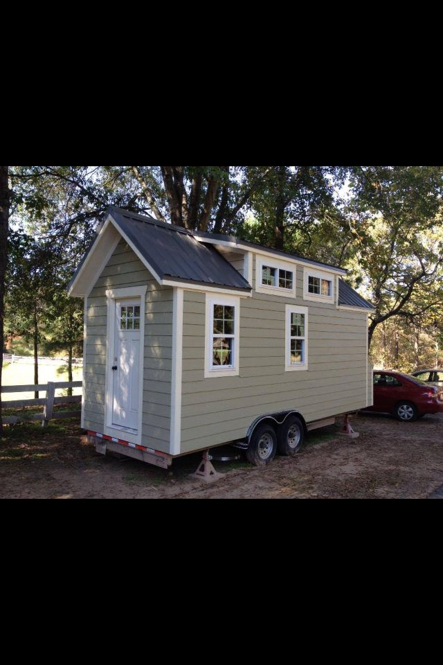 Tiny House Built By Tim Hoover Of Tyler Texas Search For