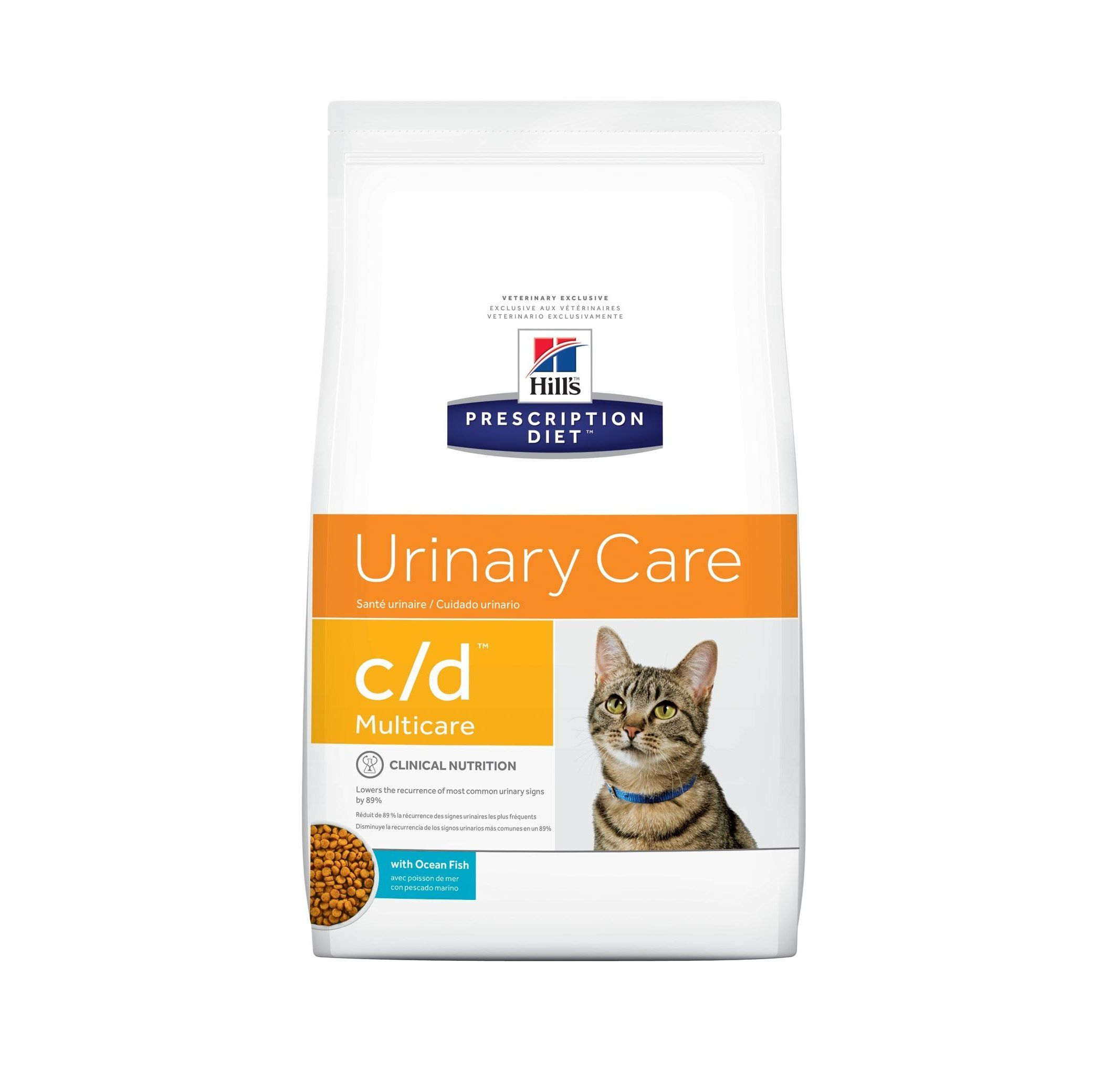 Hill's Prescription Diet c/d Multicare Urinary Care with