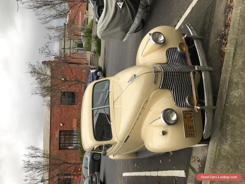 1940 Chevrolet Other 2 door sedan #chevrolet #other #forsale ...