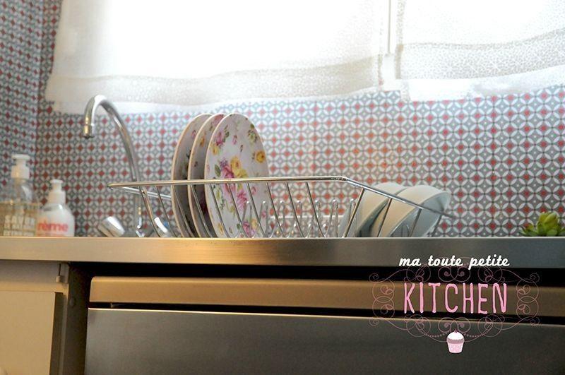 keuken opknappen met vinyl tegels Keuken Pinterest