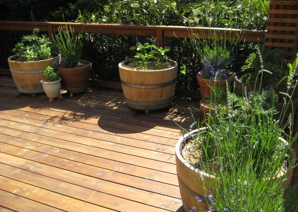 How to prepare a half wine barrel planter diy garden pinterest how to prepare a half wine barrel planter sisterspd