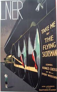 RAILROAD Train Vintage POSTER.Room Decor.Travel Art.Theater prop design.384
