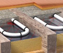 The Underfloor Heating Store Confused Water Heating Between Joists Tyoplyj Pol Santehnika Vodosnabzhenie
