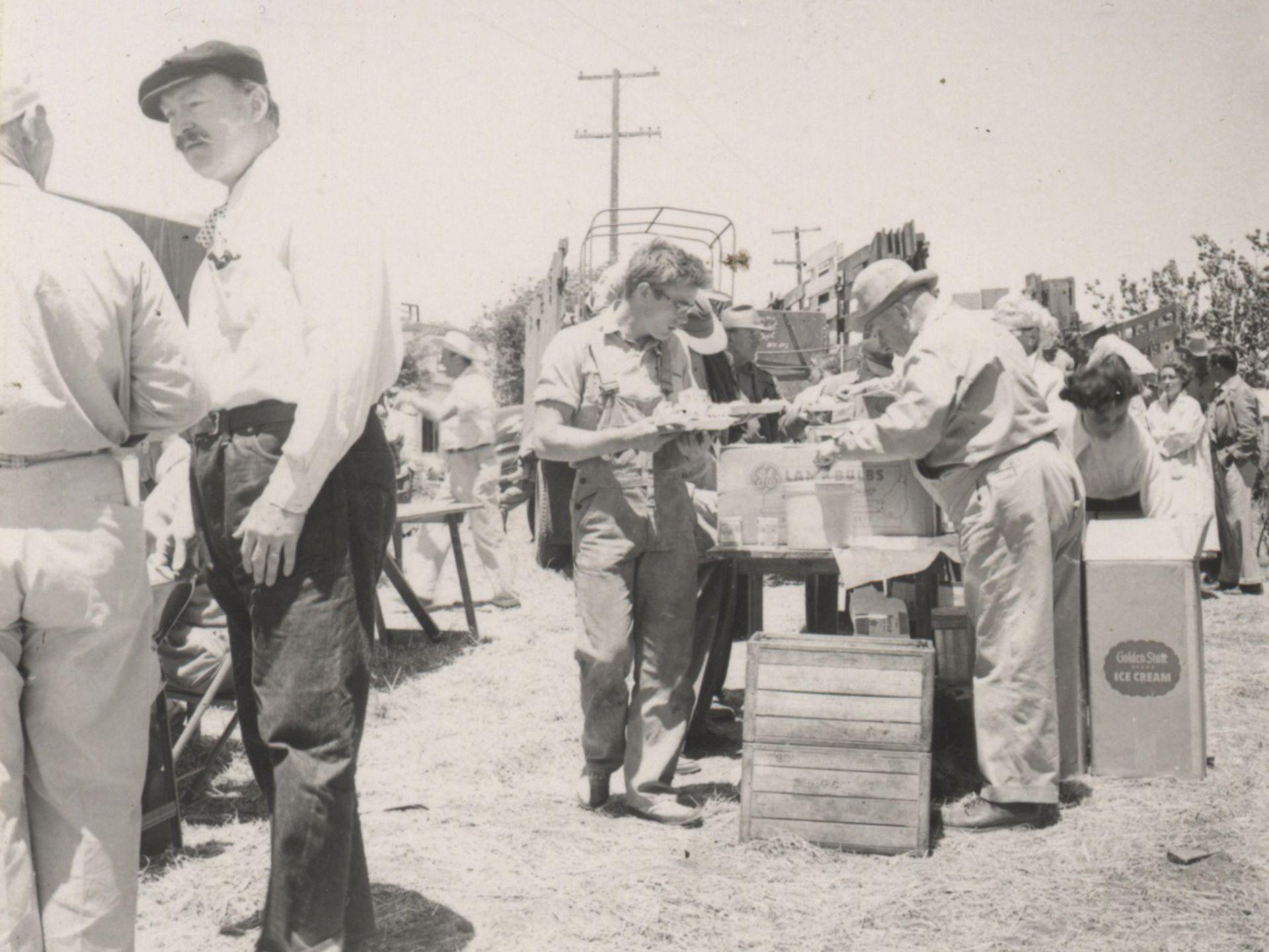 Photos of James Dean discovered in Salinas, California