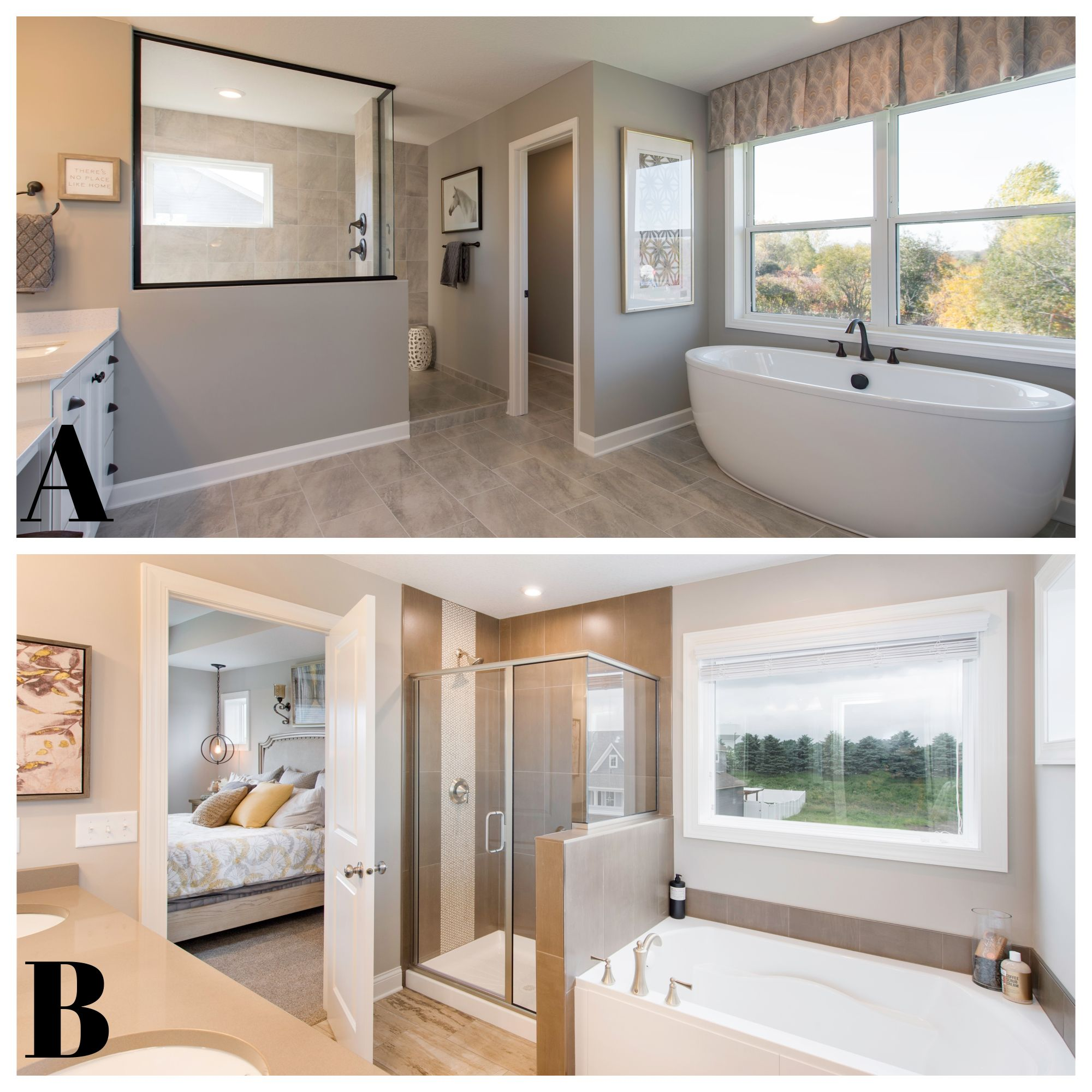 Pick one! New home builders, New home construction