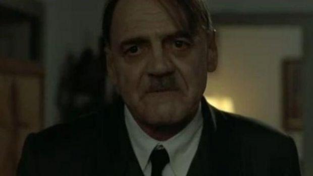 Gli ultimi giorni di Hitler, su Rai 3