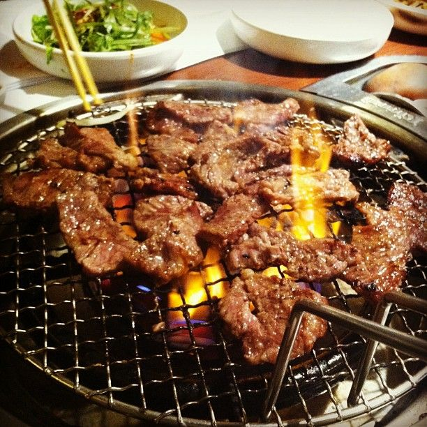 Dong Bang Grill Korean Bbq In Fort Lee Nj New York New York