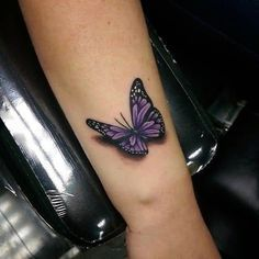43 Beautiful Butterfly Tattoos That You Must Try - Artbrid -