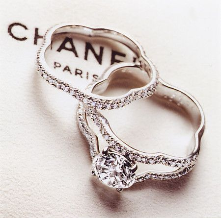 CHANEL Chanel Camellia Collection Bridal Ring Sumally