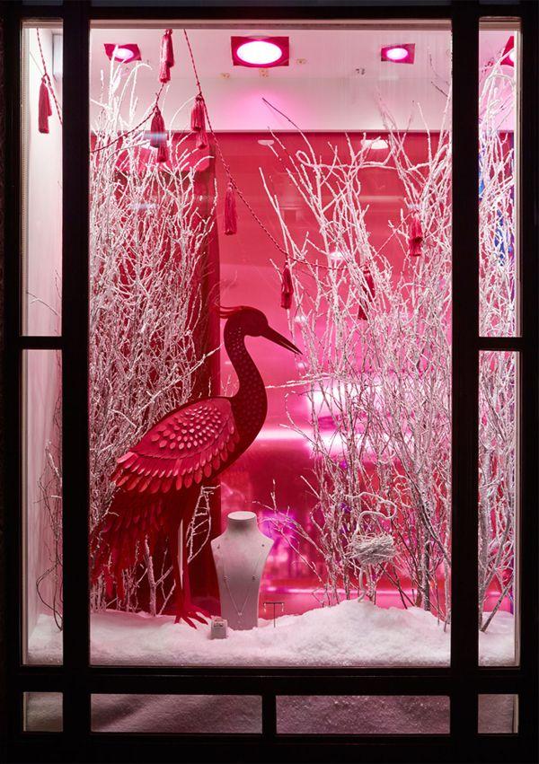 Pin von aline adolfs auf schaufenster - Schaufenster dekorieren ideen ...