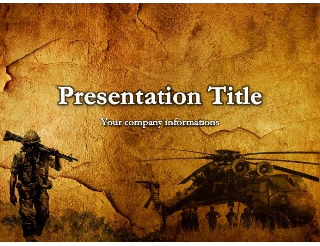 The vietnam war powerpoint template powerpoint templates the vietnam war powerpoint template toneelgroepblik Image collections