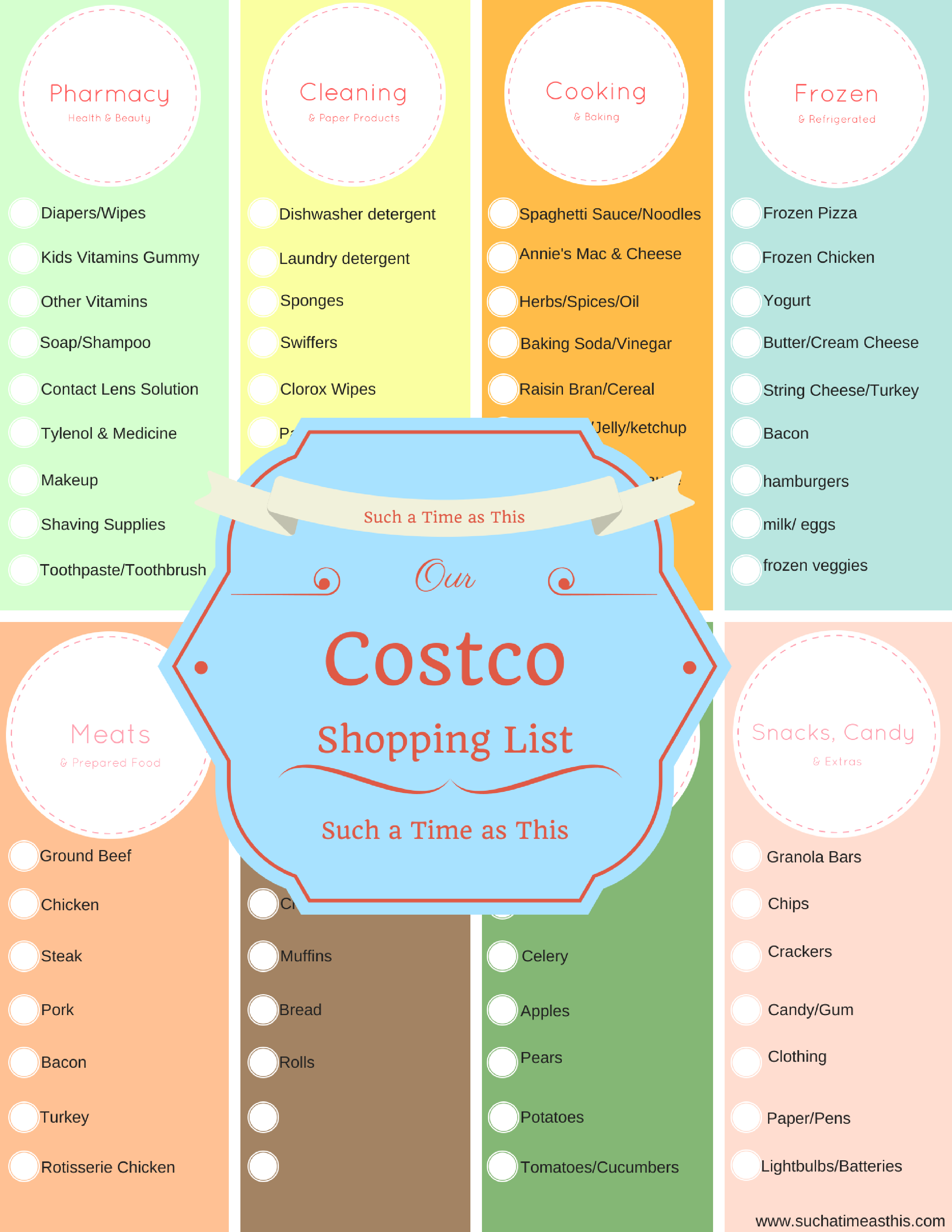 10 Things You Need To Know About Costco Free Printable Costco Shopping List Costco Shopping List Costco Shopping Vitamins For Kids