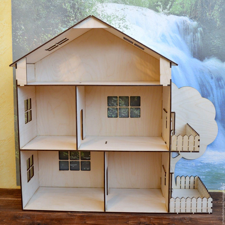 кукольные домики своими руками картинки идеально